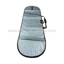 2015 silver color with Cali bear design sup bag/SUP board bag