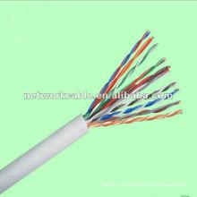20 Pair Monitoring System Cable de cable de teléfono con alto rendimiento