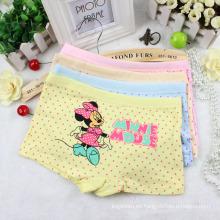 Encantador Niño Estilo Carton Printed Boxers Panties Soft cómoda ropa interior