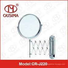 Montado na parede de alta qualidade espelho de maquiagem espelho de maquiagem
