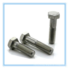 Stainless Steel 304/316 Hex Head Cap Screw