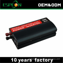 Off grid 220V 500W solar micro inverter with USB output