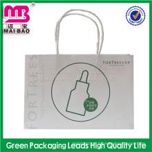sac en papier kraft granule de qualité supérieure 25 kg