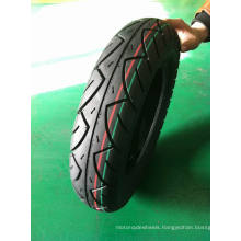 Tubless Motorcycle Tire 350-10 with Ne Pattern
