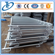 Hot Dip Galvanized Steel Temporay Fence panels