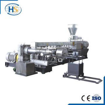 Tsc75-180 PE avec la machine de pelletisation de deux étapes de remplisseur de 85% Masterbatch