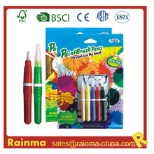 Aquarell-Pinsel-Markierungs-Feder für Farben-Briefpapier