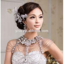 Hochzeits-Diamant-Büstenhalterbügel