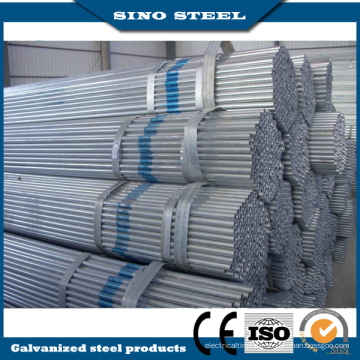 Hot Dipped Galvanized Round Steel Pipe for Scaffolding