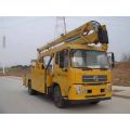 Dongfeng one man lift vehicle for sale