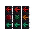 300mm 12 inch Semaphore rojo y verde direction Traffic Light led arrow indicator light