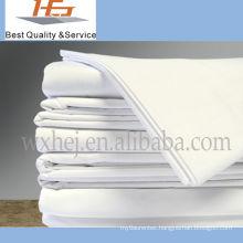 High Quality Super Soft White Plain Home Kids Bed Sheet