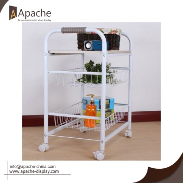 wholesale promotional Metal moveable display shelf parts metal shelf parts