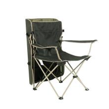 Cadeira de dobramento de pouco peso da pesca do acampamento da cadeira de sala de estar da praia com dossel