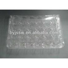 24/32 Plateaux à oeufs en plastique