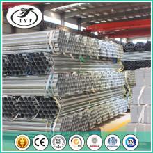 China Standard Galvanized Steel Pipe