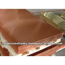 Copper Sheet Plate