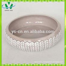 YSb50030-01-sd Novelty bathroom porcelain soap dish