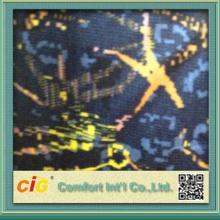 Pantalla de impresión diseño de Auto tapicería de asientos