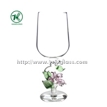 Single Wall Wine Glass by SGS, BV (DIA8*21)