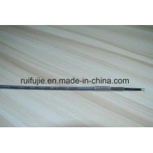 Câbles d'énergie constants isolés par élastomère de silicium de Flexelec Ftso-Ftso / T pour la réfrigération