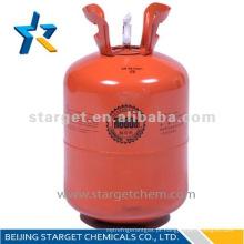 Pureza 99,5% R600a refrigerante