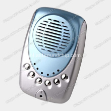 6 toetsen Message Box, Voice Recorder, Sound Machine