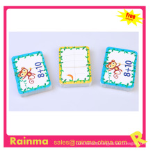 Paper Cartoon Playing Card for Children