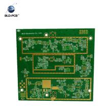As placas de circuito impresso de quatro camadas estáveis copiam a lista do fornecedor do PWB