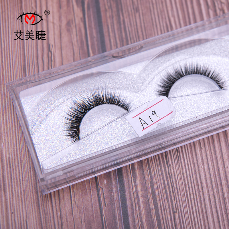 A19 False Eyelashes