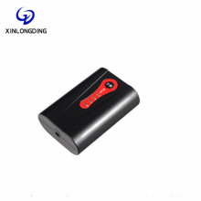 Factory wholesale 7.4v 2200mah li ion battery pack rechargeable 7.4v lithium battery for heating clothes