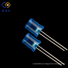 Nuevo producto de la llegada 8mm azul difuso diodo super brillante led