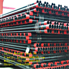 seamless carbon pipe ASTM A106/53 PSL 1 seamless steel tube pipe alibaba API-5L OIL PIPE CASING AND TUBING