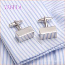 ВАГУЛА новое Прибытие Родием гладкий квадратный манжеты рубашки