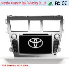 Car DVD GPS Navigation for Toyota Vios 2008
