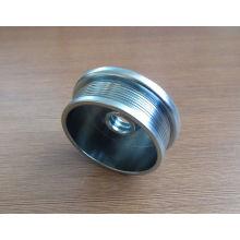 Usinage galvanisé par coutume de commande numérique par ordinateur Usine de usinage de pièces en métal