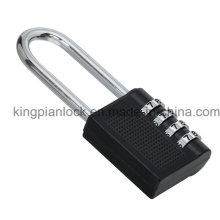 Resettable Combination Digit Lock with Long Shackle
