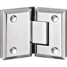 Дверные петли для душевой двери без рамки