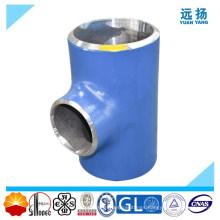 High Quality ASTM A234 Wp11 Wp12 Alloy Steel Tee
