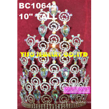 Princesse ab rhinestone cute party tiaras