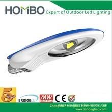 La iluminación solar híbrida de la calzada del parque de la carretera de la COB LED de la lámpara solar de la calle 20W ~ 50W de la alta calidad LED impermeabiliza la venta caliente