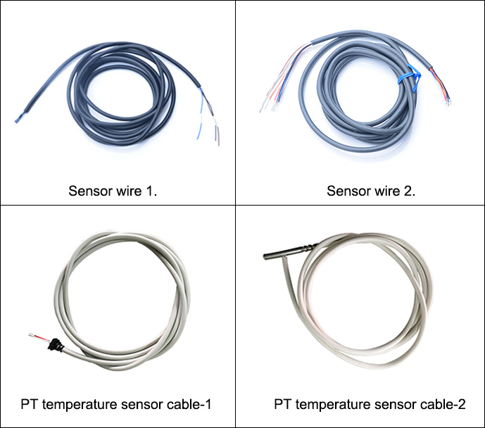 Sensor wire harness