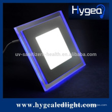 20W high power super thin design led panel light with color changing
