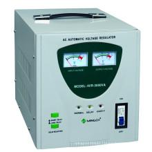China Low Price 3000va Efrigerator Voltage Stabilizer, Servo Voltage Stabilizer