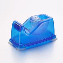 Transparent Blue Tape Dispenser