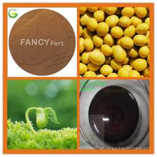 Fertilizante orgânico do poder do ácido fulvico de Humic