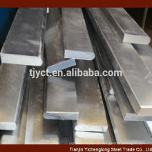 Barra lisa de alumínio de 6063 T6