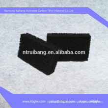 Air Condition Sponge Activated Carbon honeycomb air filter