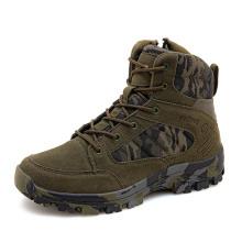 Зимние уличные военные ботинки