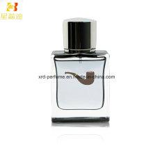 Perfume de vidro dos homens da alta qualidade 100ml
